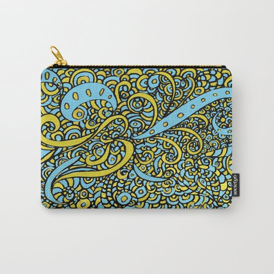 PAISLEY Dreams Carry-All Pouch