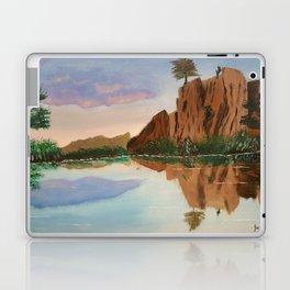 Cliffside Reflections Laptop & iPad Skin
