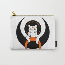 Cat from moon Carry-All Pouch