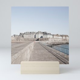 Saint Malo Mini Art Print