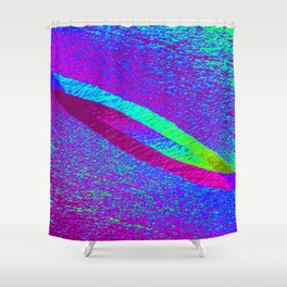 Design-Abstract Shower Curtain