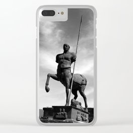 Pompeii - A City Uncovered - 3 Clear iPhone Case