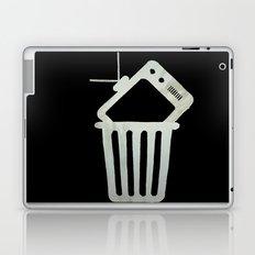 Goodbye TV Laptop & iPad Skin