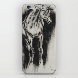 Black or White iPhone Skin