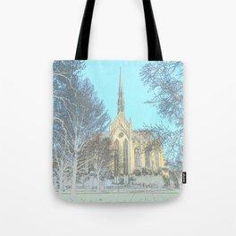 Heinz Chapel in Pittsburgh 14 Tote Bag