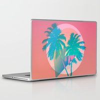 miami Laptop & iPad Skins featuring MIAMI by DIVIDUS DESIGN STUDIO