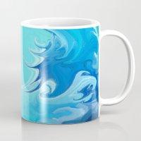 california Mugs featuring California by Paul Kimble