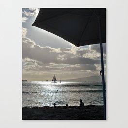 Heavens of Hawaii Canvas Print