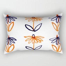 the garden I Rectangular Pillow