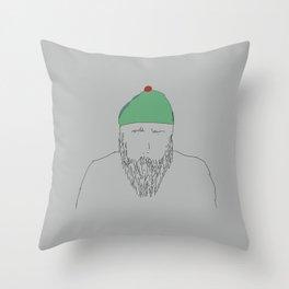 Seaman Throw Pillow