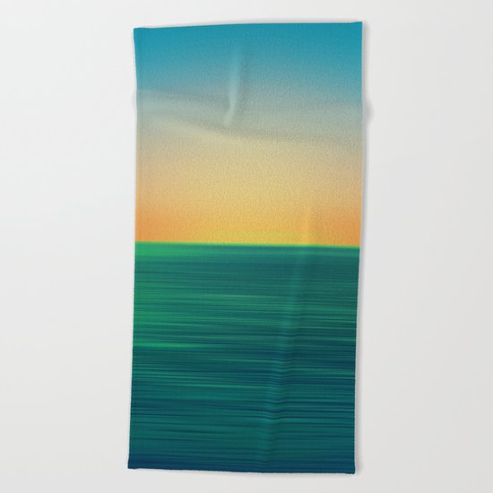 Sea of Dreams Beach Towel