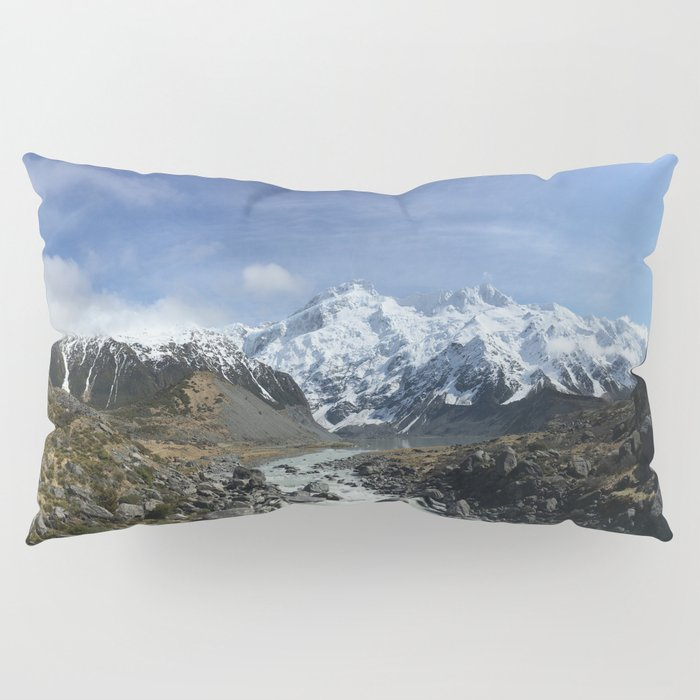 Amazing Mount Cook Pillow Sham