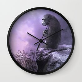 Night Watch Wall Clock