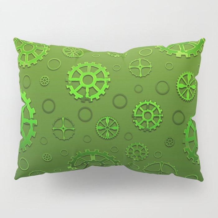 Gears III Pillow Sham