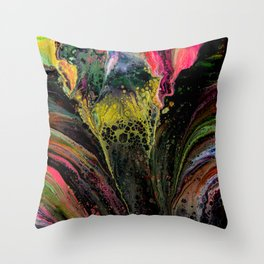 Second Dip Throw Pillow