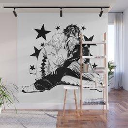 JoJoJo Wall Mural