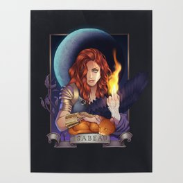 Intro to Isabeau Poster