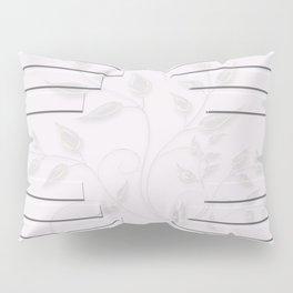 Bon Jour Leave Mass Pillow Sham