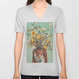 You Loved me a Thousand Summers ago Unisex V-Neck