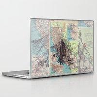 california Laptop & iPad Skins featuring California by Ursula Rodgers