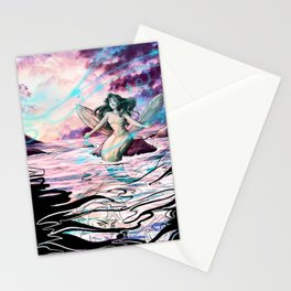 Singing Siren Stationery Cards