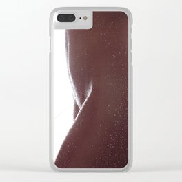 Milk dew Clear iPhone Case