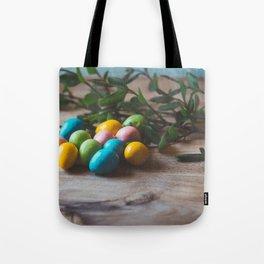 Easter Eggs 17 Tote Bag