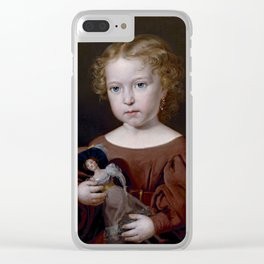 Angela Tegeo TEGEO DIAZ, RAFAEL Clear iPhone Case