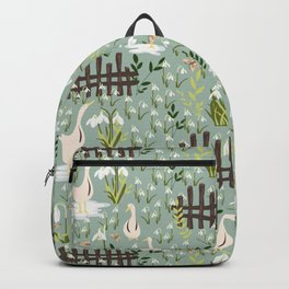 Beyond That Fence Backpack