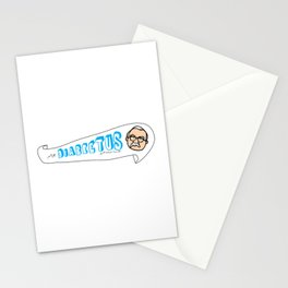 Diabetes: MR Diabeetus Stationery Cards