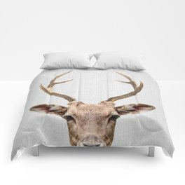 Deer - Colorful Comforters