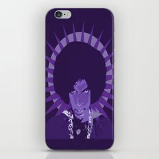 We Miss You Prince iPhone & iPod Skin