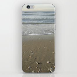 Winter Beach iPhone Skin