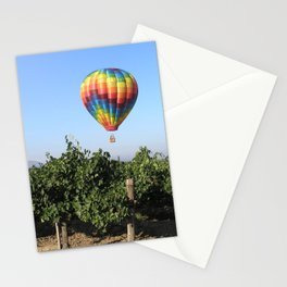 Floating in Wine Country Stationery Cards