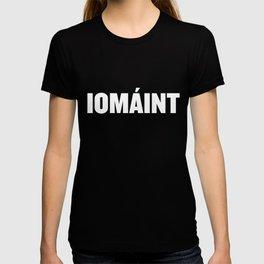 Iomaint Irish Hurling graphic - Ireland prints T-shirt