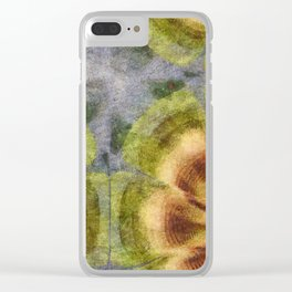 Unsuburban Undraped Flower  ID:16165-043350-39780 Clear iPhone Case