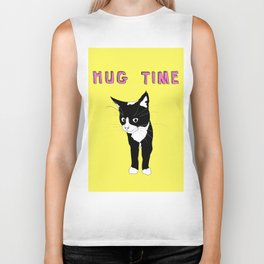 Hug Time - Happy Time Biker Tank