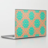 southwest Laptop & iPad Skins featuring Southwest Summer by Lisa Argyropoulos