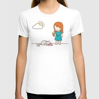 500 days of summer T-shirts featuring Summer Days by Viviane Kohl