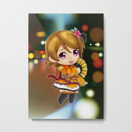 Rin - Angelic Angel chibi edit. Metal Print
