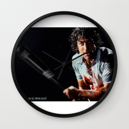 Counselor! Come out, come out, wherever you are! (Cape Fear) Wall Clock