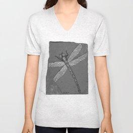 Petrified Dragonfly Unisex V-Neck