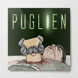 Puglien Metal Print