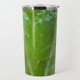 Lime Green and Fresh Travel Mug