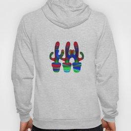 Cactus Rainbow 03 Hoody