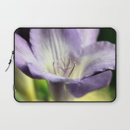 Freesia flowers Laptop Sleeve
