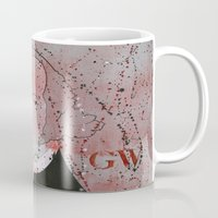 washington Mugs featuring Washington by Doren Chapman
