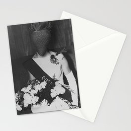 Queen Strawberry. 1962. Stationery Cards