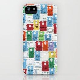 Bread Love iPhone Case