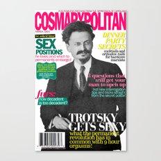 COSMARXPOLITAN, Issue 8 Canvas Print
